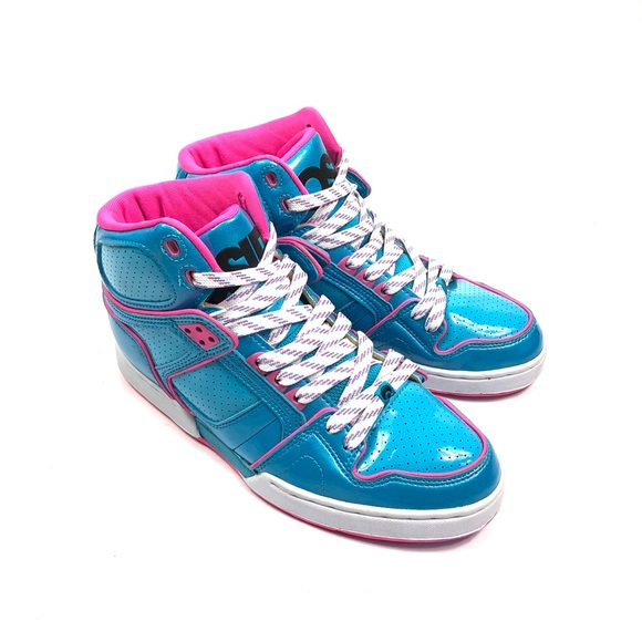 df6cbbcd7df9ac Osiris NYC 83 Slim Ultra Girl s Skate Shoes Sz 8.5.  M 5b1309f3aa57195fe10b618c